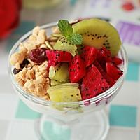 酸奶燕麦脆水果杯的做法图解7
