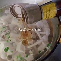 #520,美食撩动TA的心!#花蛤豆腐菇菇汤的做法图解11