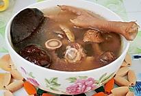 姬松茸灵芝鸡汤的做法