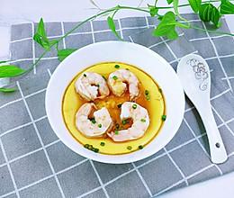 #父亲节,给老爸做道菜#虾仁鸡蛋羹的做法