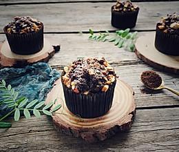 浓情摩卡巧克力马芬蛋糕的做法
