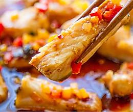 豆豉蒸鱼块的做法