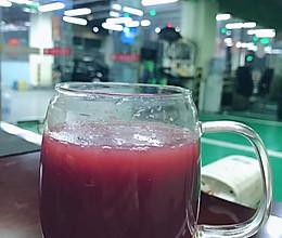 葡萄石榴汁的做法