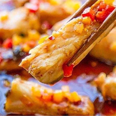 豆豉蒸鱼块
