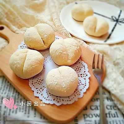 好吃不发胖的nono海蒂白面包(平底锅版)