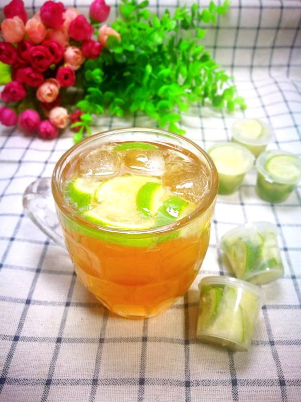 柠檬冰 耐储存随喝随取的做法