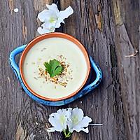 春季里的好味道芝士土豆浓汤#我动了你的奶酪#的做法图解6