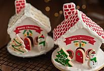 #令人羡慕的圣诞大餐#姜饼屋的做法