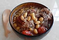 黄豆炖西红柿的做法