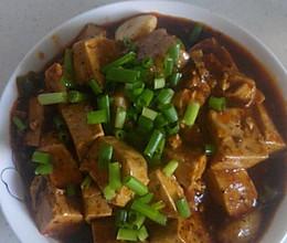 山寨麻婆豆腐 做饭菜鸟零失误!的做法