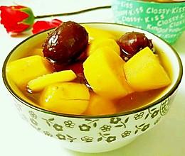 红薯姜糖水#单挑夏天#
