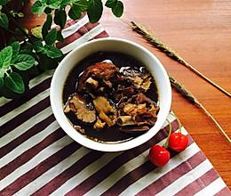四物排骨汤(养生壶版)的做法