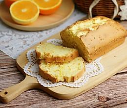 #憋在家里吃什么#香橙磅蛋糕的做法