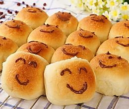 面包的做法(挤挤早餐包)的做法