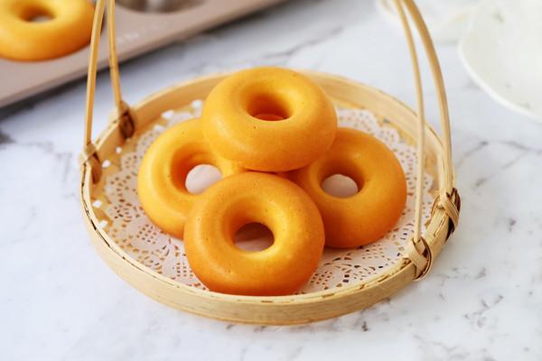 糯米粉甜甜圈的做法