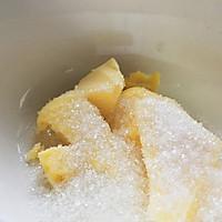 岩烧乳酪#百吉福芝士面包#的做法图解2