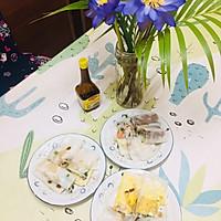 广式蒸肠粉(鸡蛋肠,鲜虾肠和牛肉肠)的做法图解18