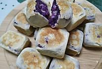 #网红#紫薯仙豆糕的做法