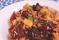 土豆牛腩焖饭的做法