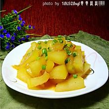 零脂肪:红烧冬瓜