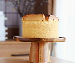 椰浆戚风蛋糕的做法