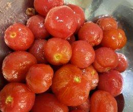 经期甜品 黑糖小番茄的做法