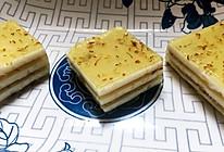 桂花椰汁马蹄糕