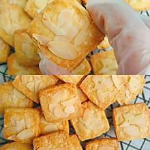零失败的美味-酥脆杏仁小饼干