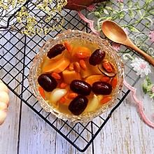 #秋天怎么吃#百合红薯糖水