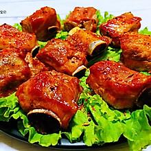 #餐桌上的春日限定#奥尔良烤猪小排