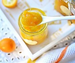 金桔酱——宝宝止咳神器的做法