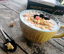 营养酸奶麦片杯的做法