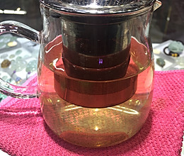 胎菊枸杞茶饮的做法