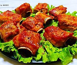 #餐桌上的春日限定#奥尔良烤猪小排的做法
