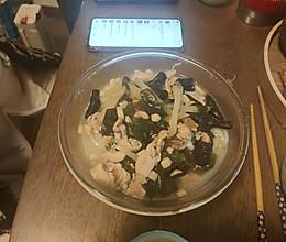 家常鸡肉米线的做法