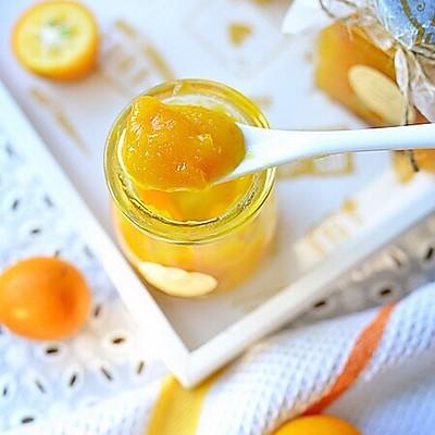 金桔酱——宝宝止咳神器