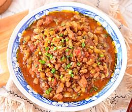 ㊙️茄子打卤面这样做,一口吃三大碗!的做法
