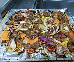 烤肉(烤箱版)的做法