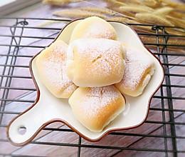 #中秋团圆食味#椰汁面包的做法