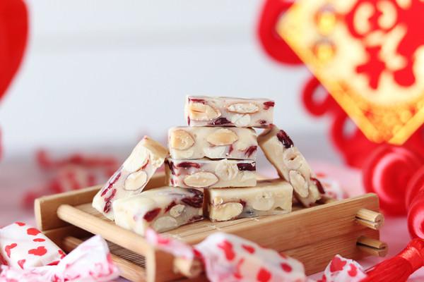 椰子味牛轧糖(棉花糖版)的做法