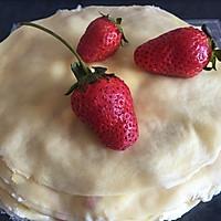 草莓芒果千层蛋糕的做法图解18