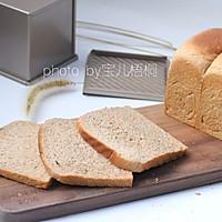 全麦土司面包的做法图解14