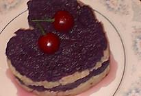紫薯山药的做法
