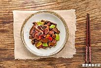 火腿炒牛肝菌|营养丰富的做法