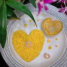 爱心鸡蛋饭