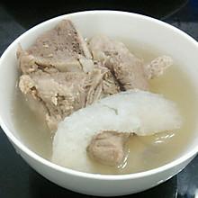 竹荪龙骨汤