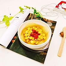玉米雪梨甜汤
