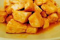#夏日撩人滋味#金沙豆腐的做法