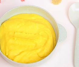 香甜玉米泥 宝宝健康辅食,促进胃肠蠕动的做法