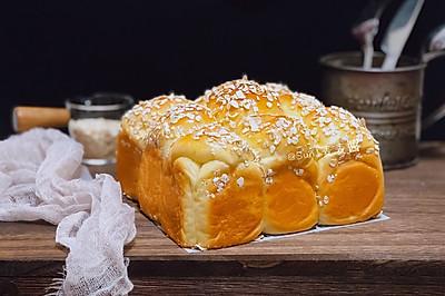 燕麦苹果小面包